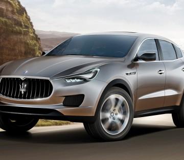 Maserati hanging profit hopes on Levante