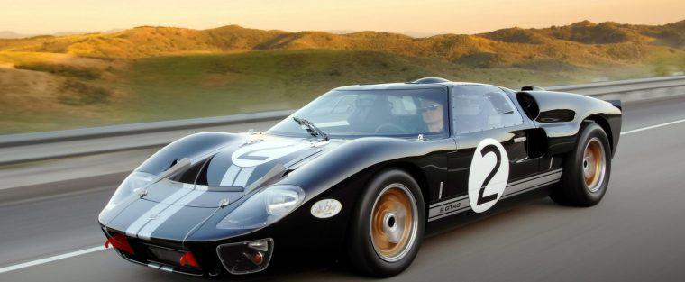 GT40: How Ford took on Ferrari
