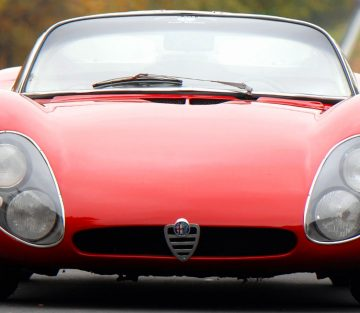 The Best of the Best? New Classic Car Award Names It