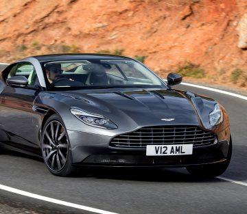 James Bond's Next Car: Introducing the 2017 Aston Martin DB11