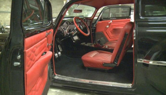 Neglected '53 Chevy Custom gets New Lease on Life